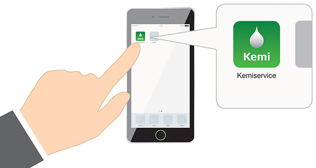 KEMI App Illustration